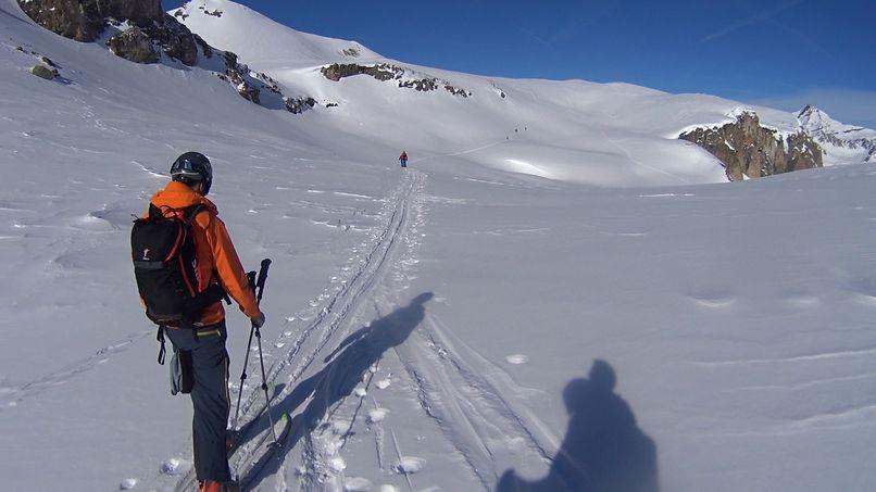 Les Pentes de Lorès à Val d'Isère Lores017