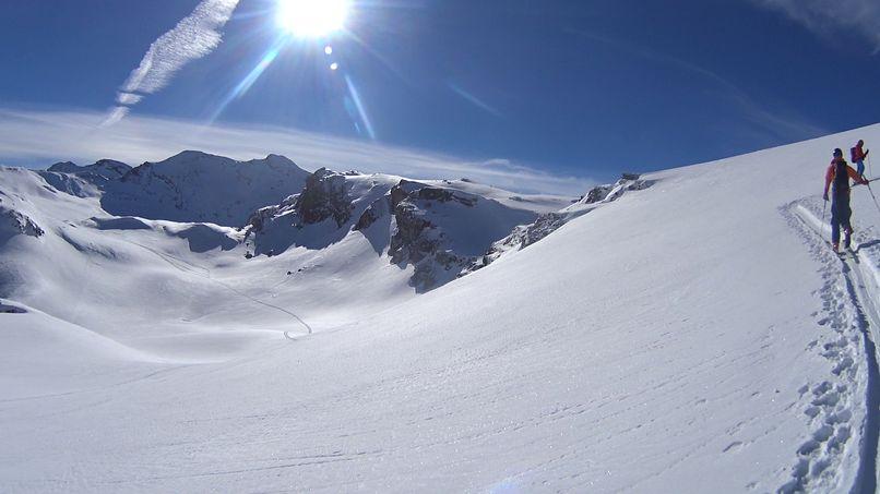 Les Pentes de Lorès à Val d'Isère Lores018