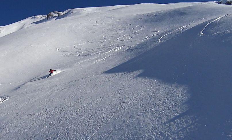 Les Pentes de Lorès à Val d'Isère Lores112