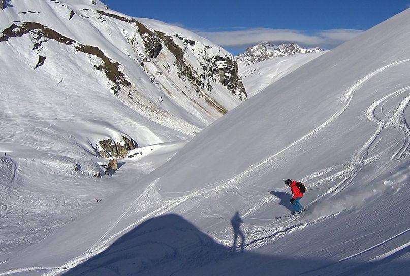 Les Pentes de Lorès à Val d'Isère Lores113