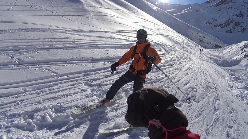 Les Pentes de Lorès à Val d'Isère Lores114