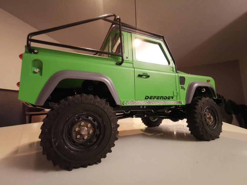 Defender 90 Pickup A10