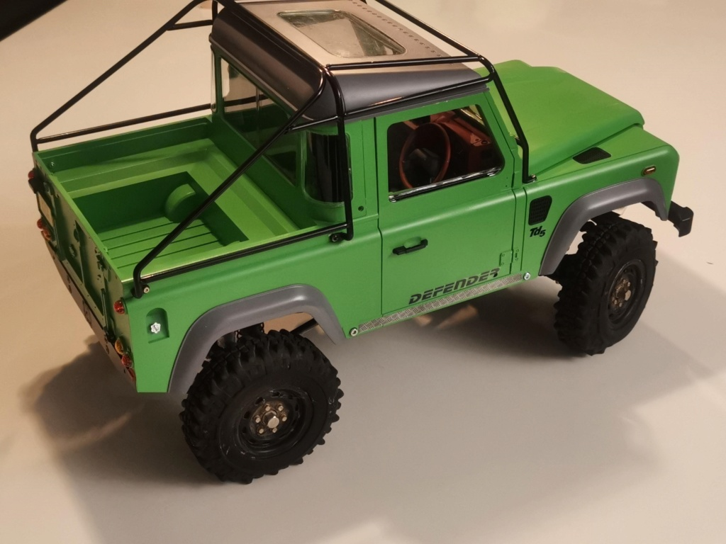 Defender 90 Pickup B10