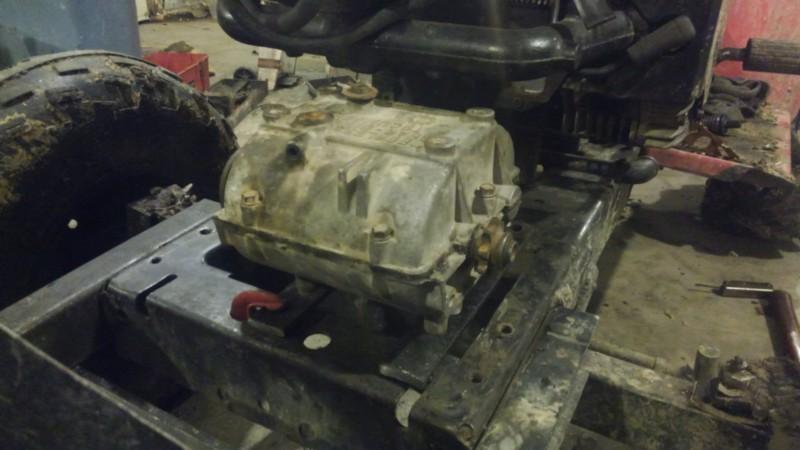 """Craftsman GT3000 """"MUTT"""" 20181215"""
