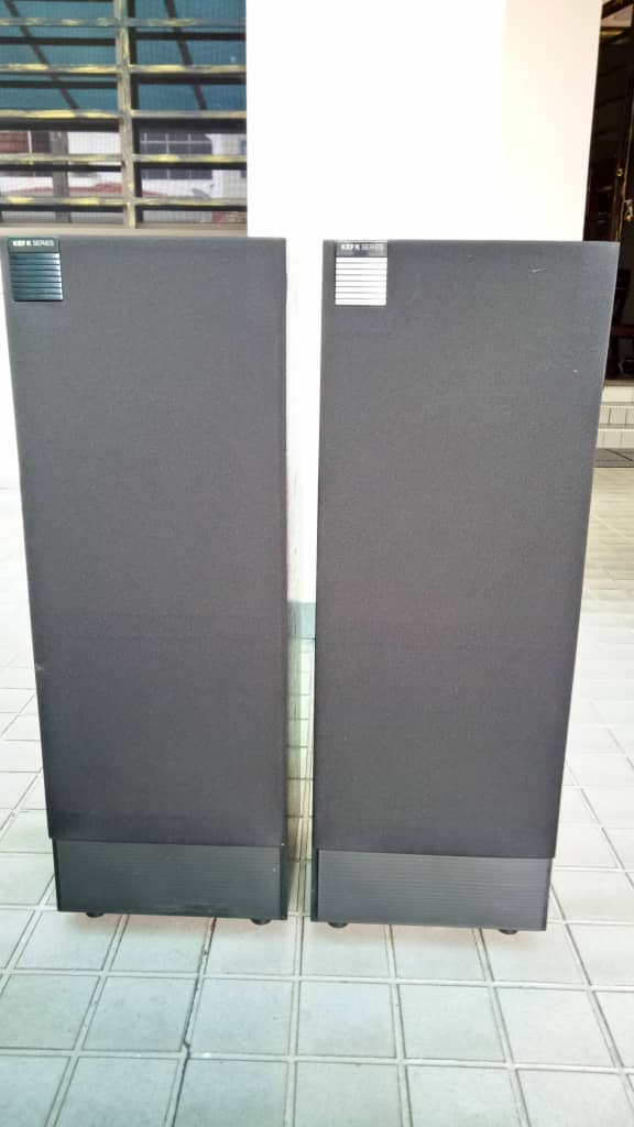 KEF 160 Floorstand Speaker(Sold)  Img-2018