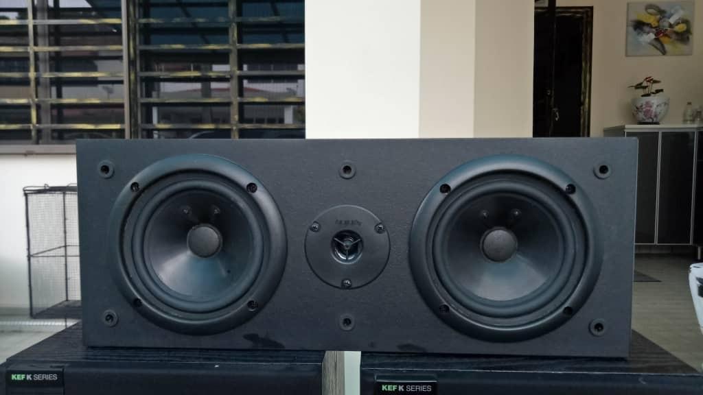 Used Infinity Video 1 Center Speaker Infini10