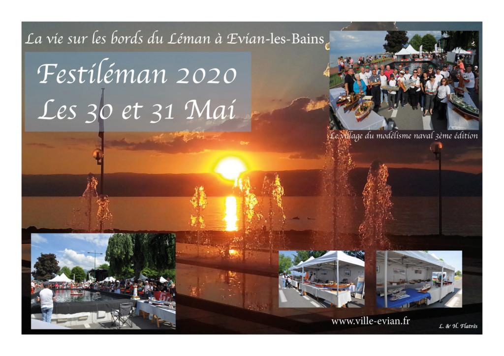 Festiléman 2020, les 30 et 31 Mai Affich11