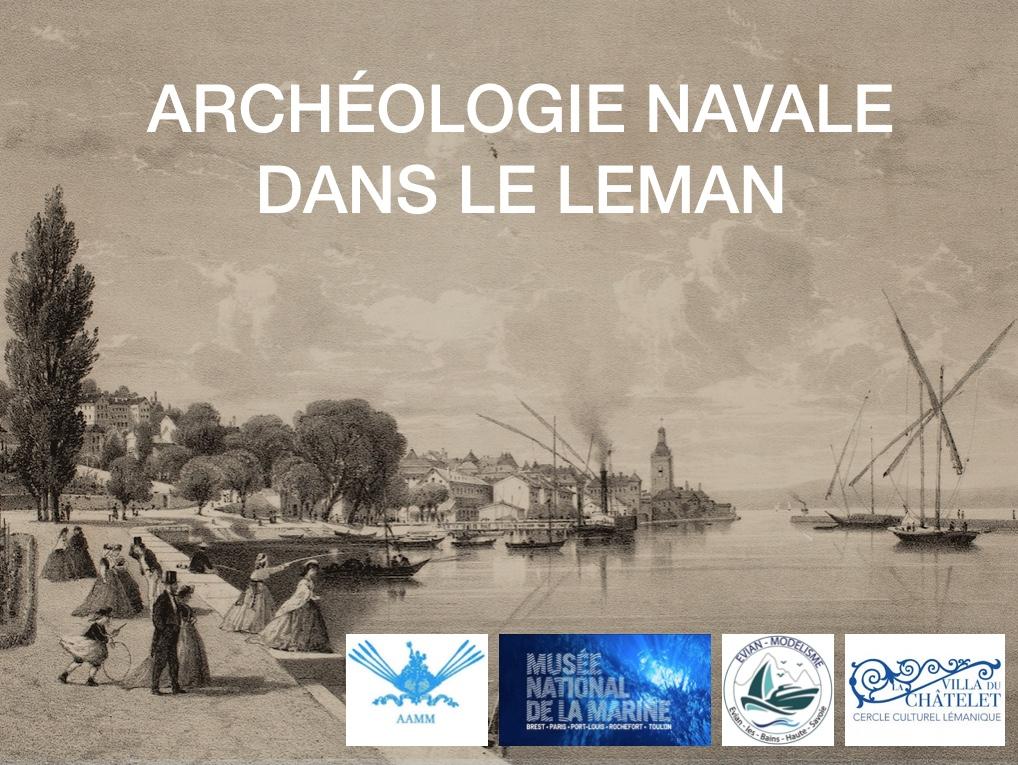 exposition et conférence dans le cadre des journées européennes de l'archéologie à Evian les Bains, les 18 - 19 et 20 Juin 2021 Archzo10