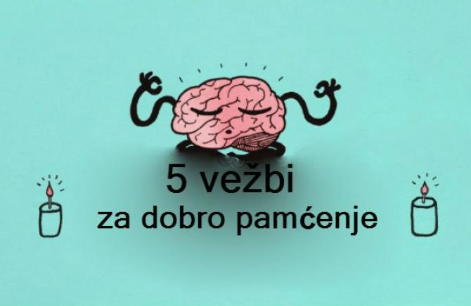 Vežbe za očuvanje pamćenja. Razvijte memoriju i intelekt. 1df45510