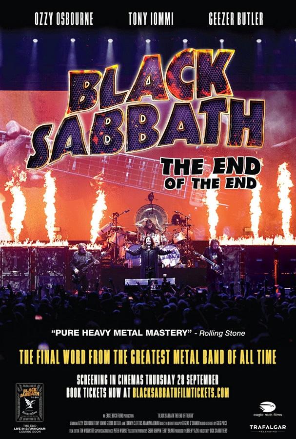 Black Sabbath: The End (2014-17) Black-35