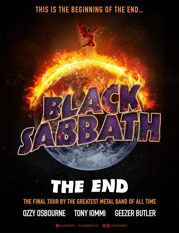 Black Sabbath: The End (2014-17) Black-38