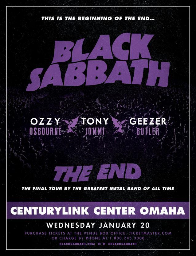 Black Sabbath: The End (2014-17) Black-39
