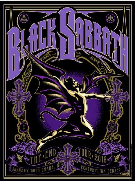 Black Sabbath: The End (2014-17) Black-40
