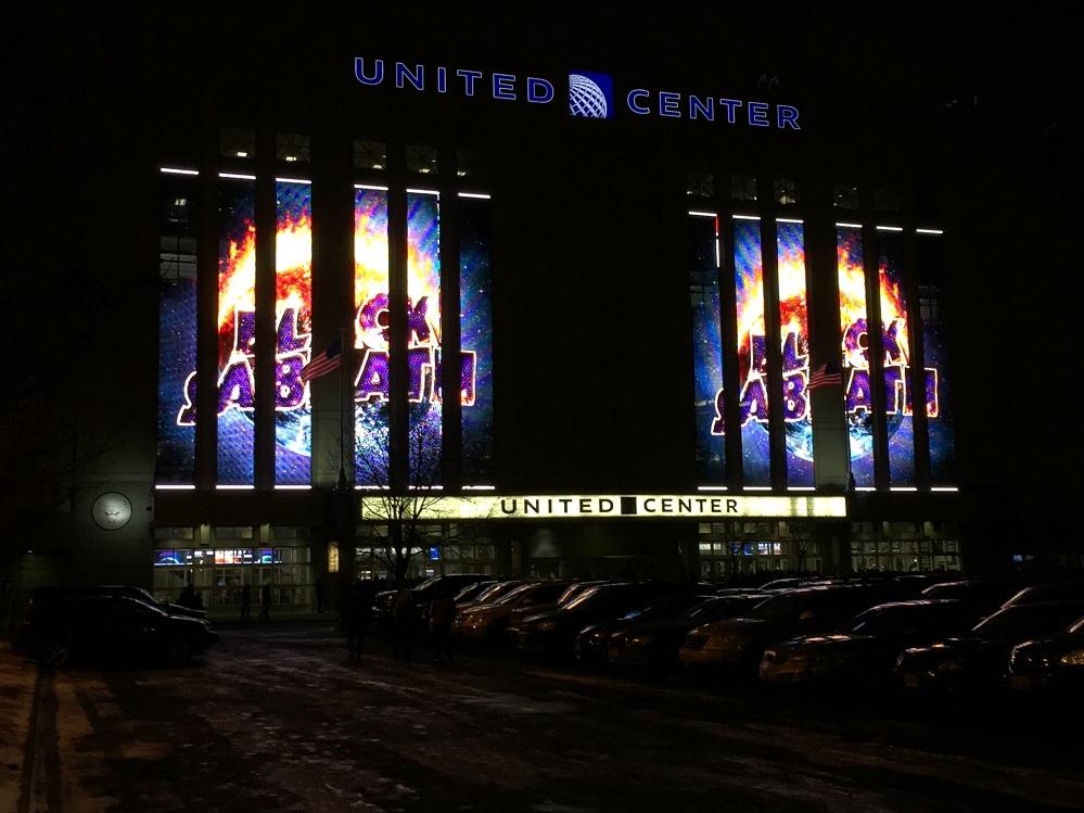 Black Sabbath: The End (2014-17) Chicag10