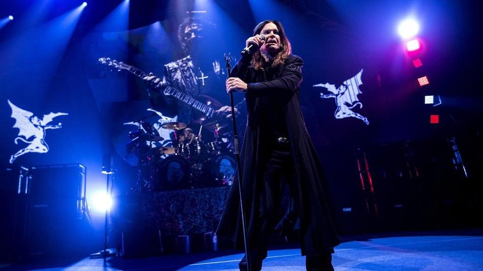 Black Sabbath: The End (2014-17) Copenh10