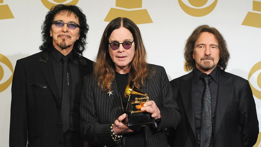 Black Sabbath 50: Legado Grammy11