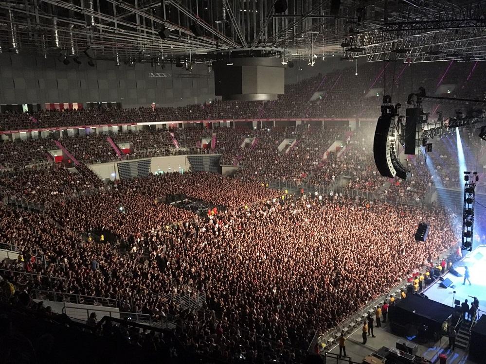 Black Sabbath: The End (2014-17) Krakow10