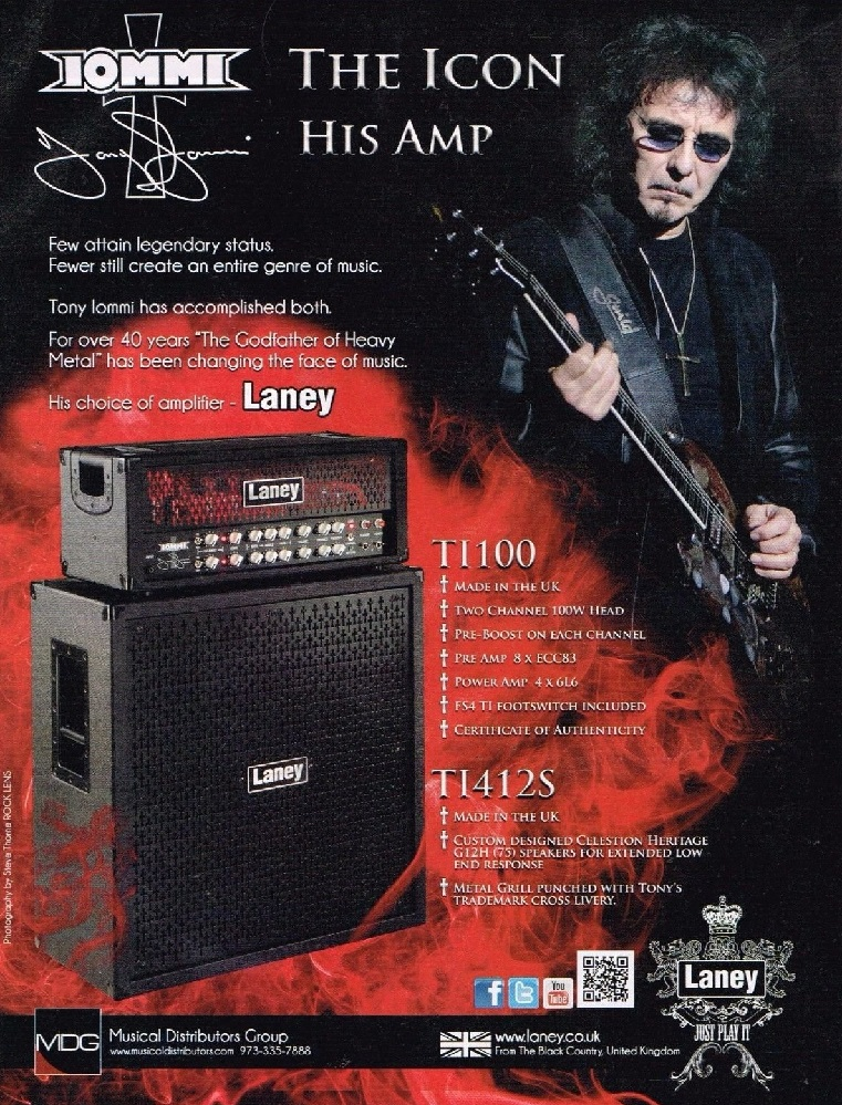 Black Sabbath 50: Legado - Página 4 Laney_11