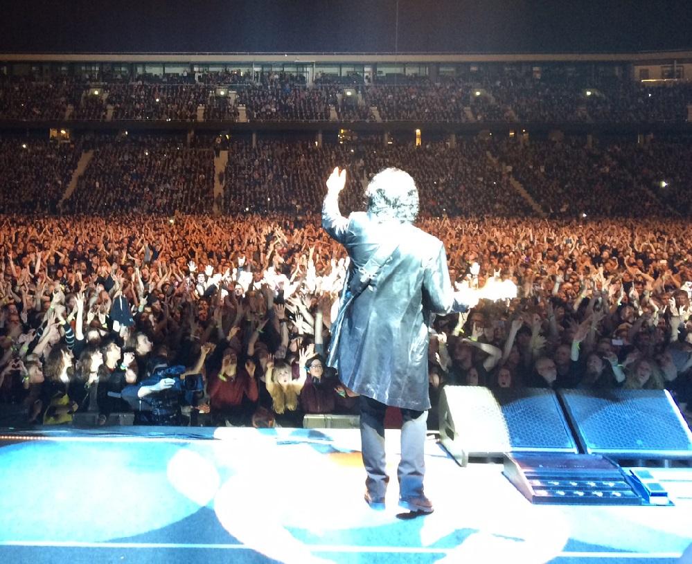 Black Sabbath: The End (2014-17) Mainba10