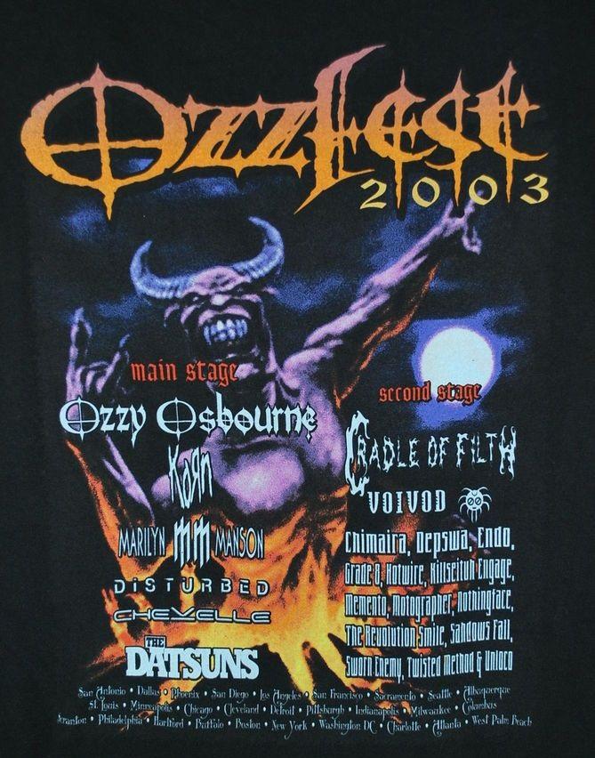 Black Sabbath: Ozzfest 2005 (p. 11) - Página 10 Osbour11