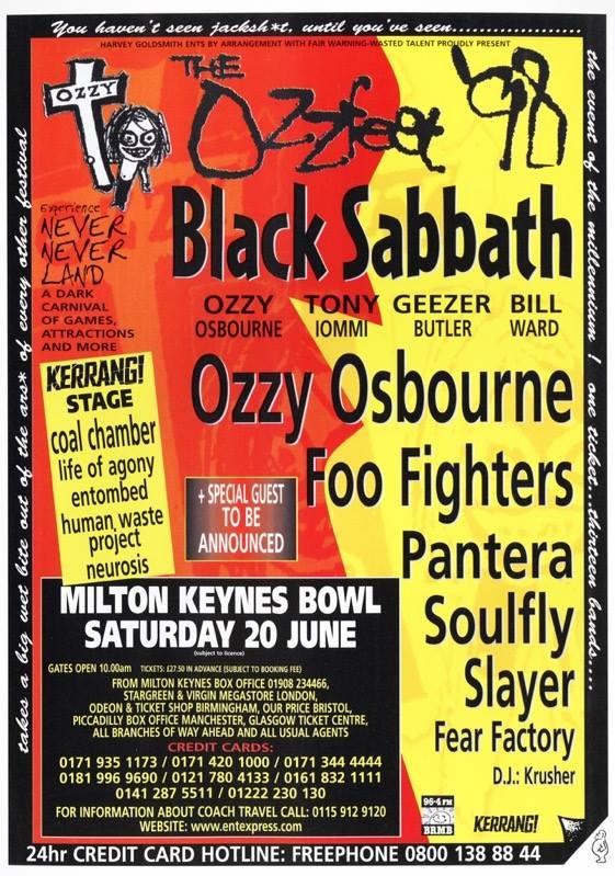 Black Sabbath: Tony Martin (p. 12) Ozzfes11