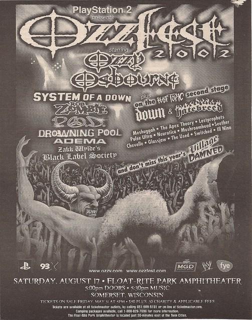 Black Sabbath: Ozzfest 2005 (p. 11) - Página 10 Ozzfes31