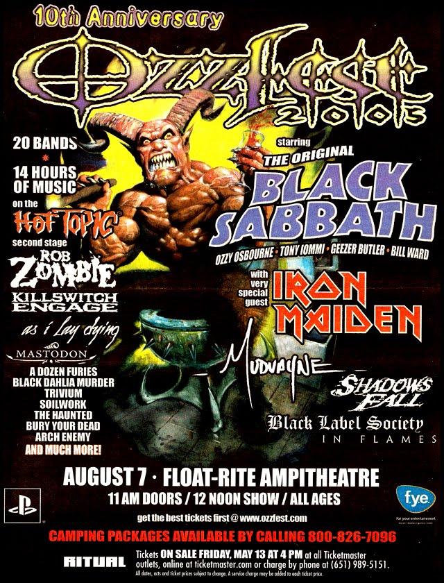 Black Sabbath: Ozzfest 2005 (p. 11) - Página 10 Ozzfes36
