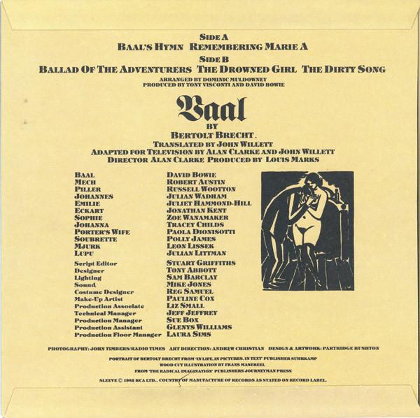 ★ DAVID BOWIE - Discografía confitada  ★  Tonight (1985) y Never let me down (1987). Un mal día lo tiene cualquiera. - Página 18 R-749210