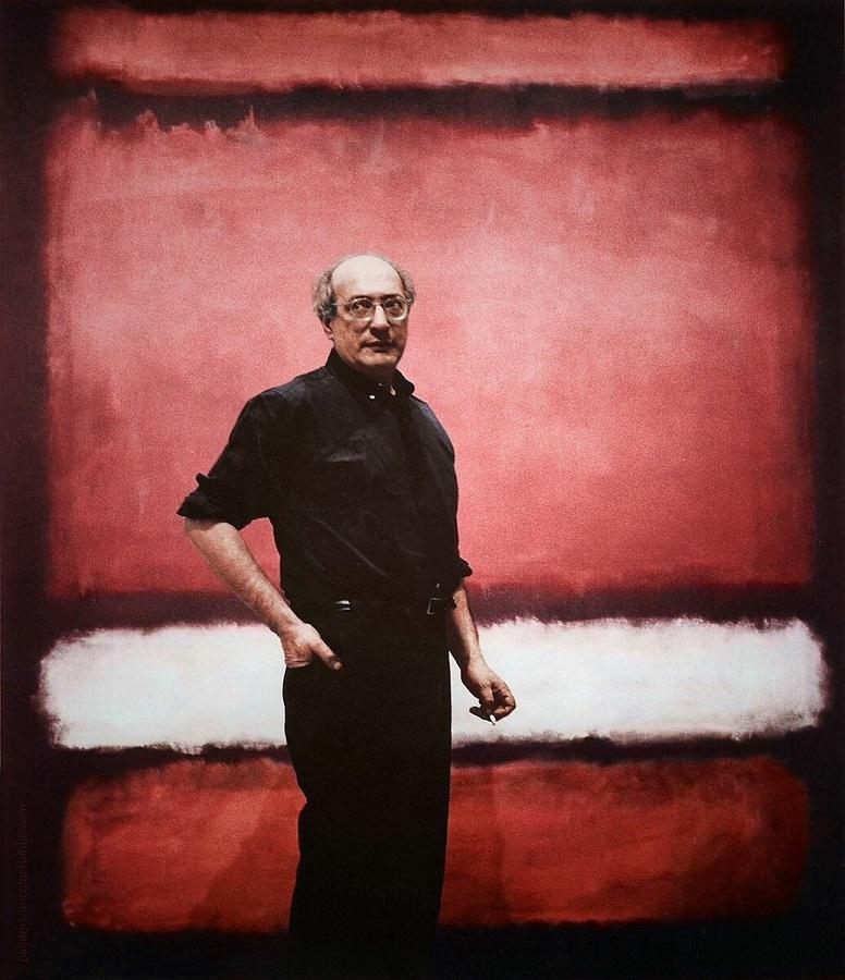Pongan un cuadro en su vida - Página 4 Rothko11