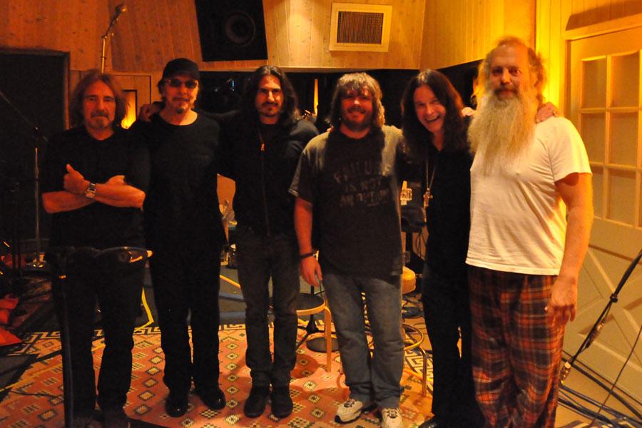 Black Sabbath: The End (2014-17) Studio13
