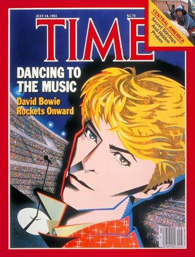 ★ DAVID BOWIE - Discografía confitada  ★  Tonight (1985) y Never let me down (1987). Un mal día lo tiene cualquiera. - Página 20 Time_110