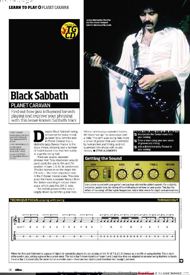 Black Sabbath 50: Legado Turori12