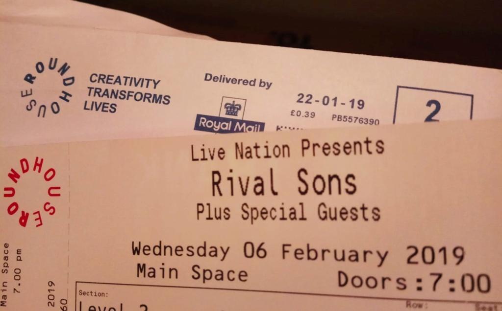 RIVAL SONS (Blues / Psychedelic / Rock): TEMAZOS!!! - Página 6 Juas10