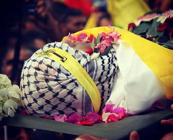 بالصور:  تشييع جثمان الشهيد محمد الريماوي برام الله Eeeoee19