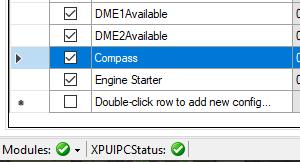 Mobiflight e XPUIPC Screen11