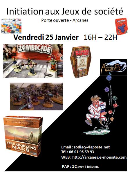 Porte ouverte Arcanes - Vendredi 25 Janvier 2019 Arcane10