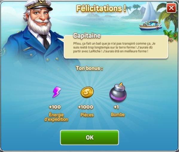 Nouvelle expédition: Sauvez les marins! 219