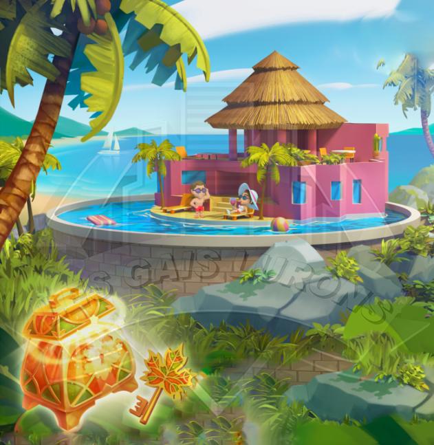 Nouvelle villa «WESTERN SUN» de CHESTS 313