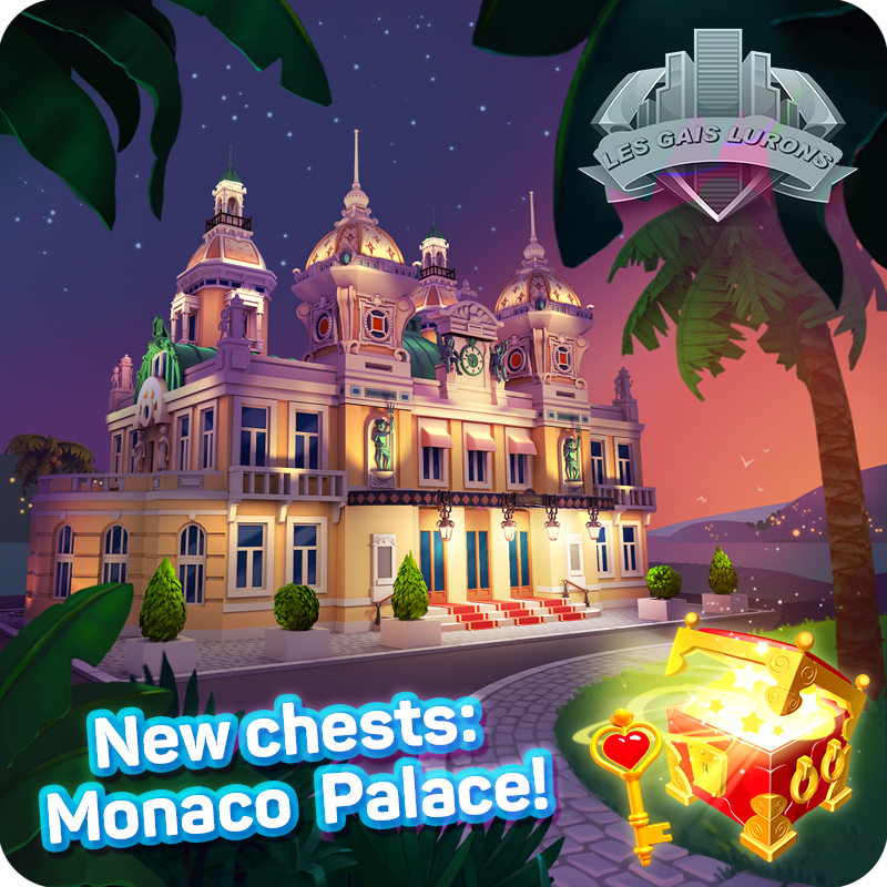 Le palais de Monaco (les coffres) 42576110