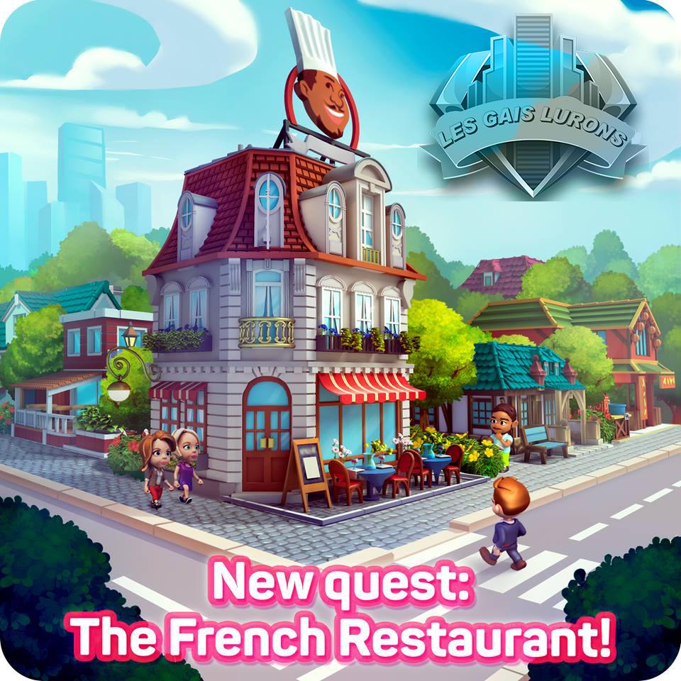 Le restaurant Français  42950810
