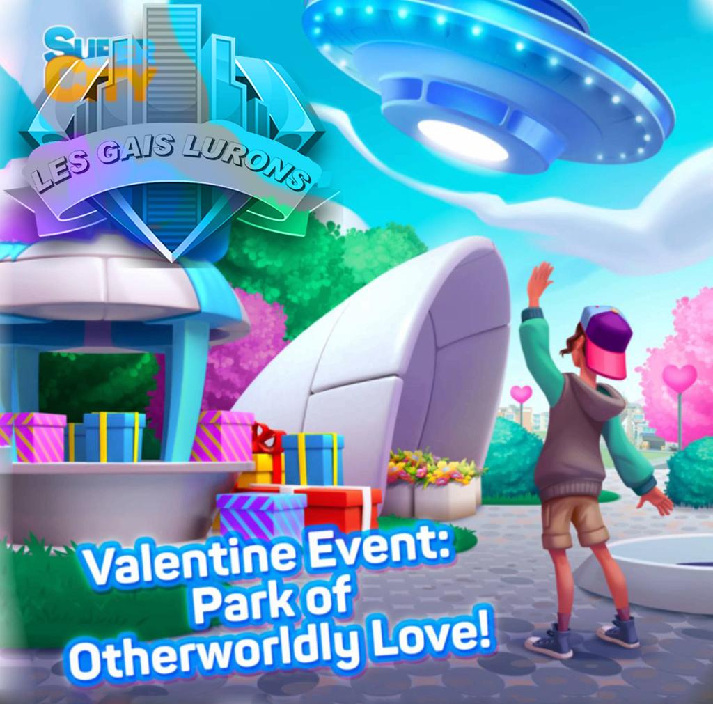 Parc D'amour extra-terrestre  50307010