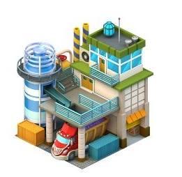 bâtiments améliorés dans le bureau d'architecture! 56669510