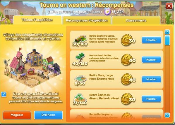 Nouvelle expédition   ( Tourner un western! ) 613