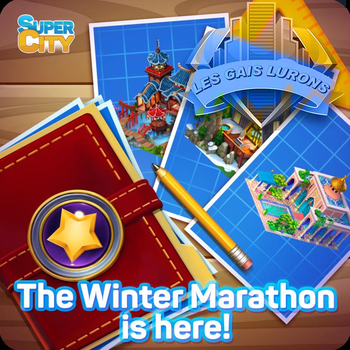 Le marathon d'hiver! Forum18