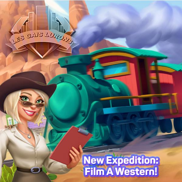 Nouvelle expédition   ( Tourner un western! ) Nouvel10
