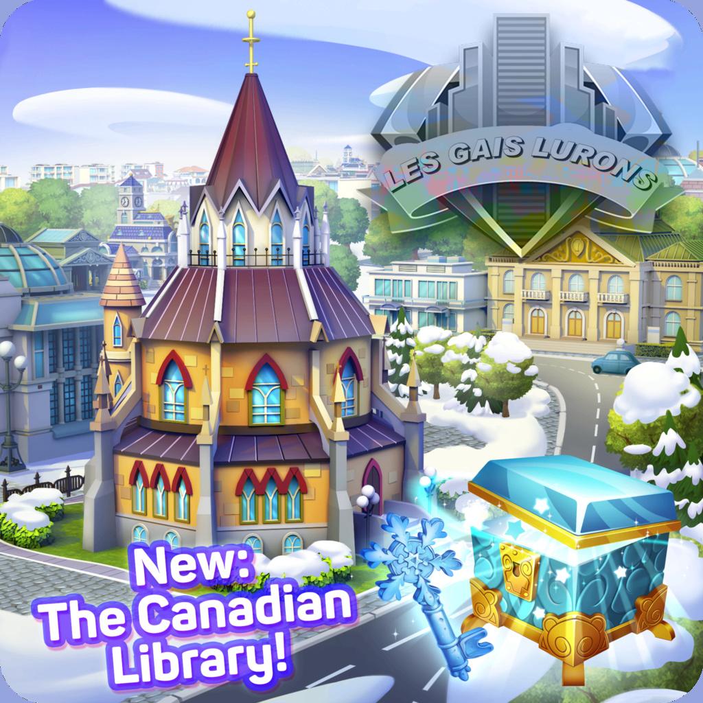 La bibliothèque canadienne Xm11rl10
