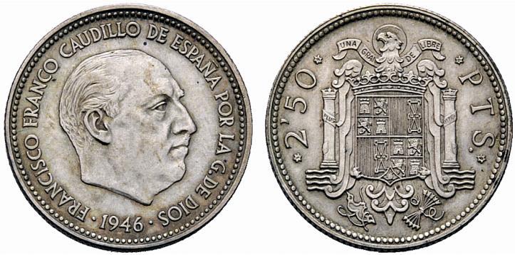 2,5 pesetas Estado Español - Página 5 1946_111