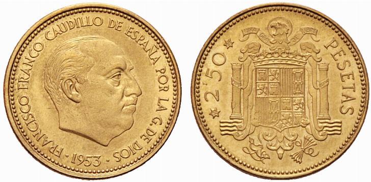 2,5 pesetas Estado Español - Página 5 1953_610