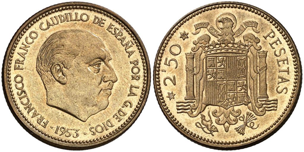 Las 2'50 pesetas de las tiras del Estado Español. - Página 2 1953_710