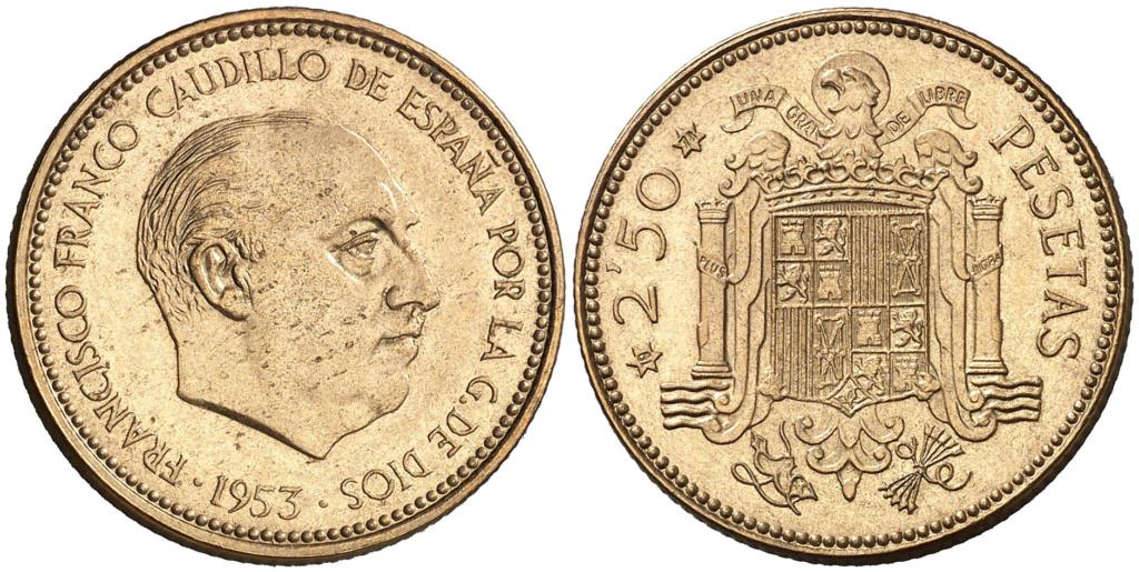 Las 2'50 pesetas de las tiras del Estado Español. - Página 2 1953_711